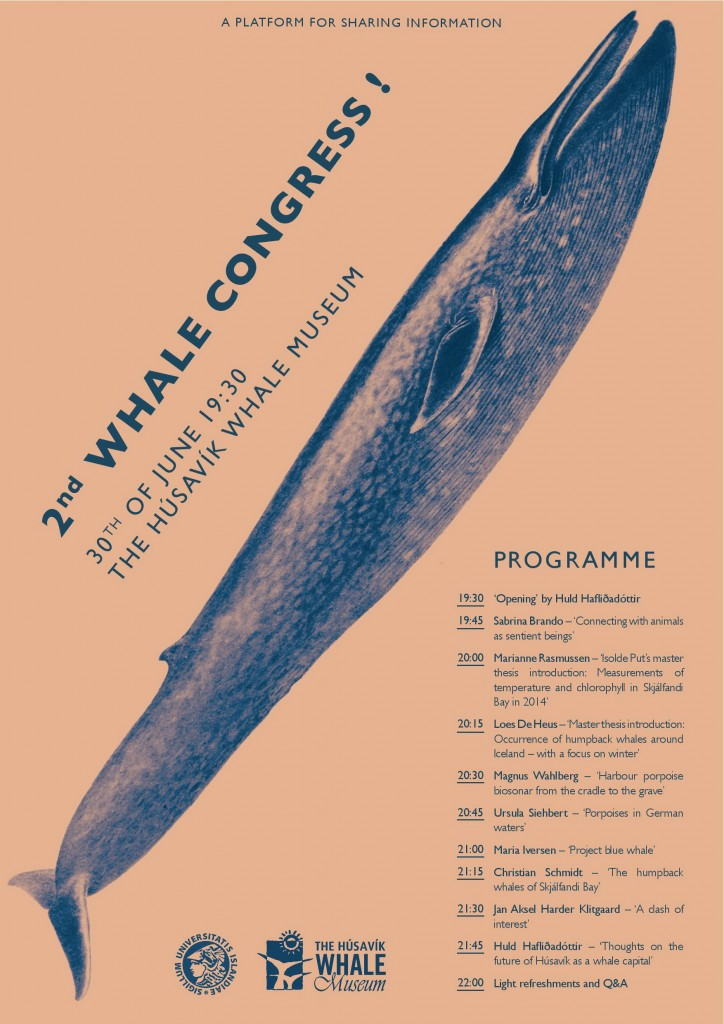 Whale Congress 2015